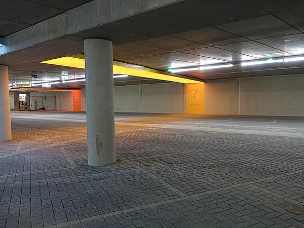 Parkeergarage boulevard