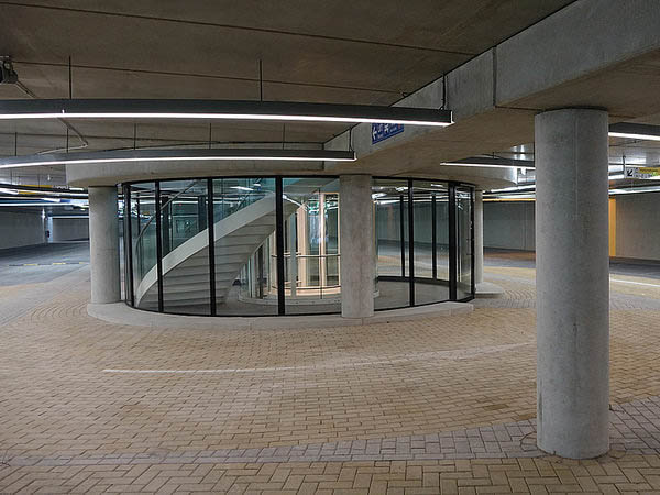 Parkeergarage boulevard (4 of 15)