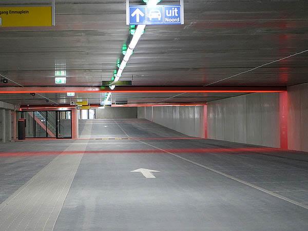 Parkeergarage boulevard (7 of 15)