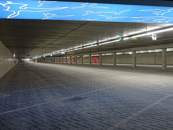 Parkeergarage boulevard (9 of 15)